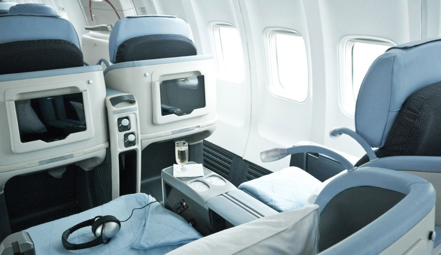 Best Business-Class Airline with Coach-Class Prices: La Compagnie