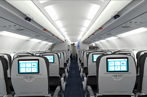 Best Overall Coach-Class Airline in North America: JetBlue
