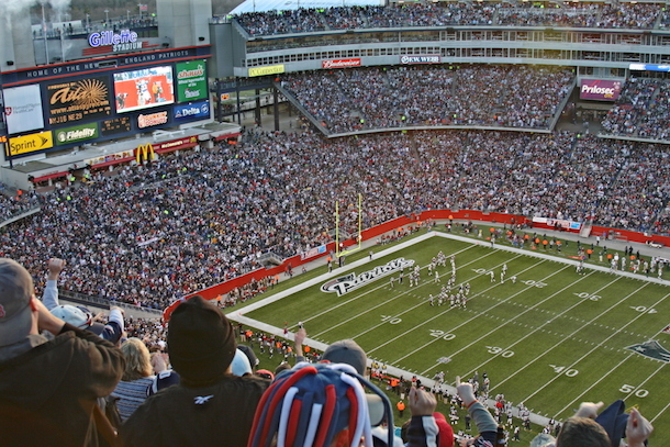 We Were There: New England Patriots vs. Green Bay Packers (8/13/15 at 7:30 p.m. ET)