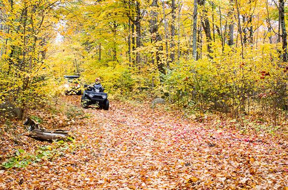 ATV Tour in New Hampshire