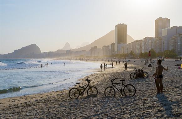 For the Extroverts: Rio de Janeiro, Brazil