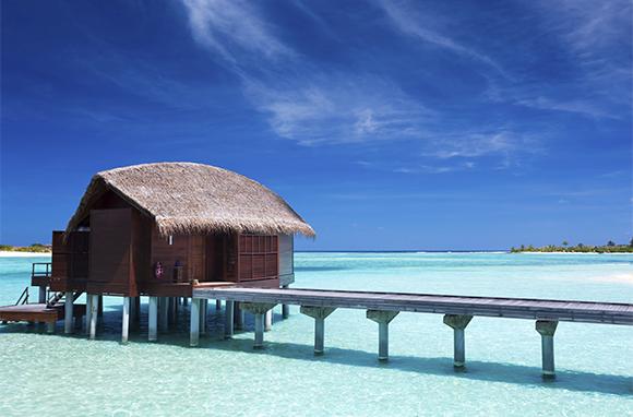 For the Romantics: Bora Bora