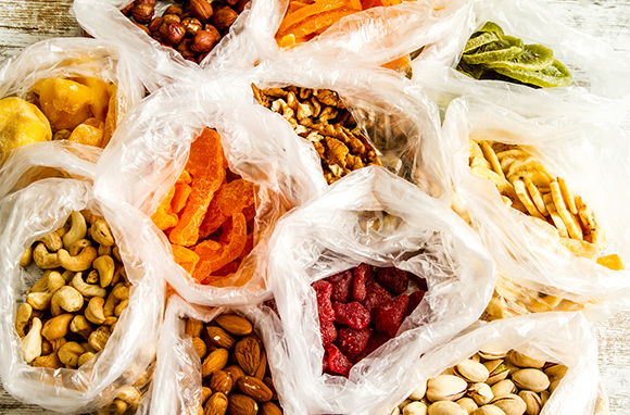 Pack Healthy Snacks