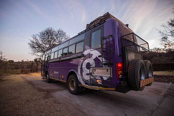 This New Vehicle Will Change the Way People Go on Safaris