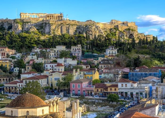 Greece: 10-Night Vacations from $2369
