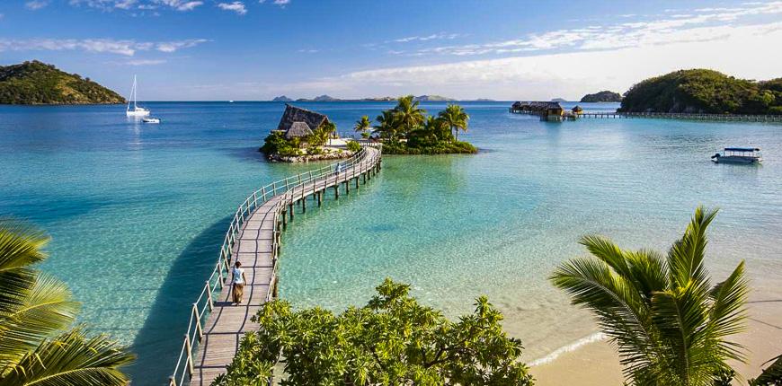 overwater bungalows likuliku lagoon resort