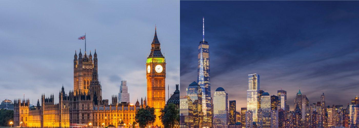 London vs New York Which City Should I Visit  SmarterTravel