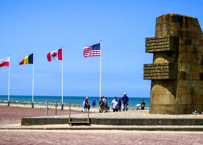 Normandy: D-Day Battlefields Beaches Tour