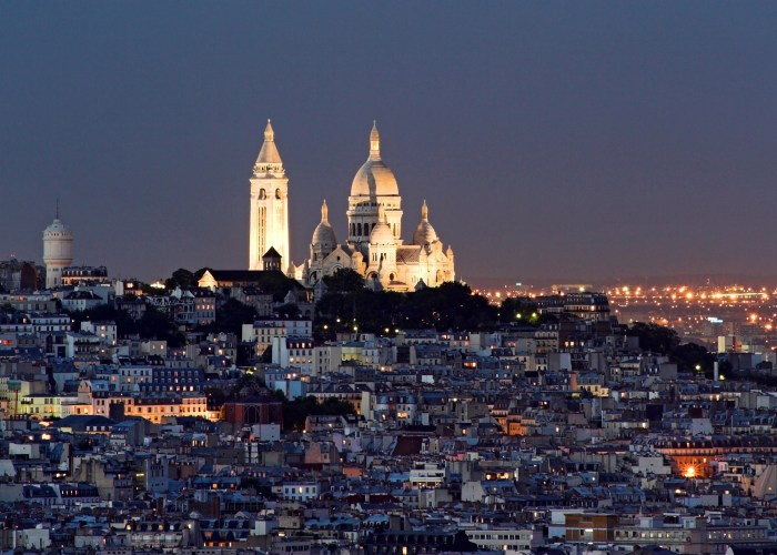 """""""Things to Do in Paris"""" """"Montmartre"""" """"Paris"""" """"Sacred Heart Basilica"""""""
