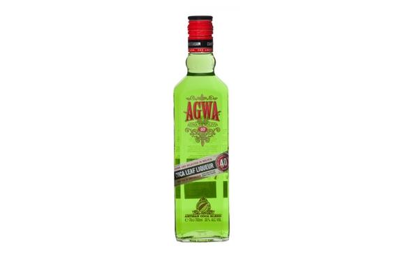 Agwa De Bolivia (Coca Leaf Liqueur)