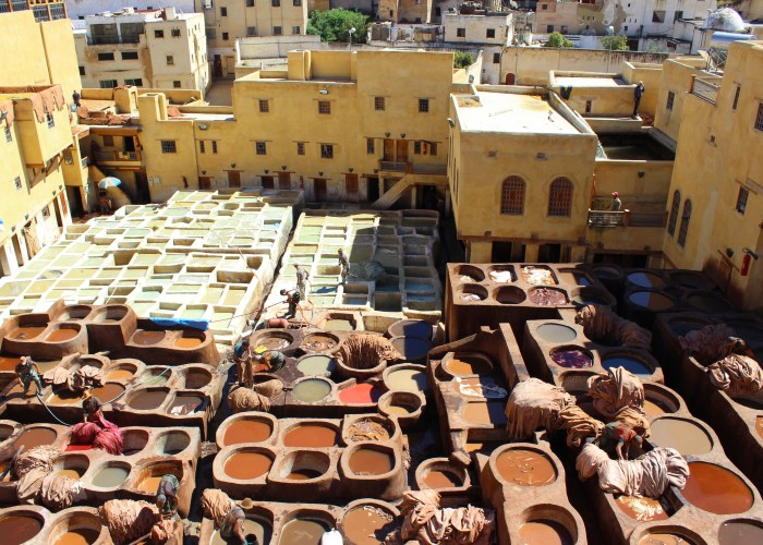 best things to do in morocco fes