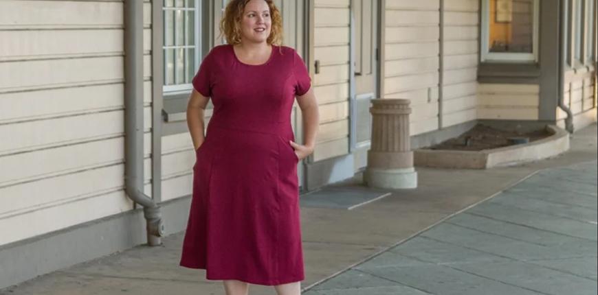 scottevest deborah dress