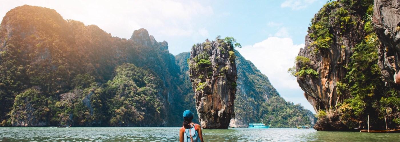 millennial travel HERO Thailand