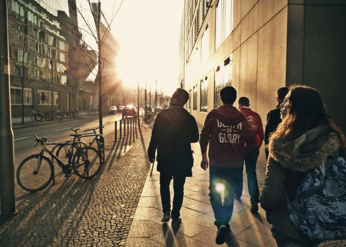 millennial travel Sandemans NewEurope