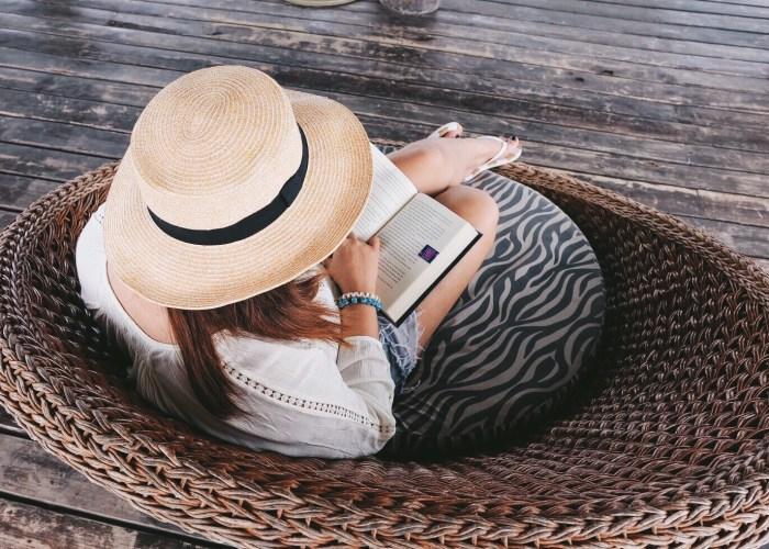 Readers' Best Summer Reading Photos of 2017
