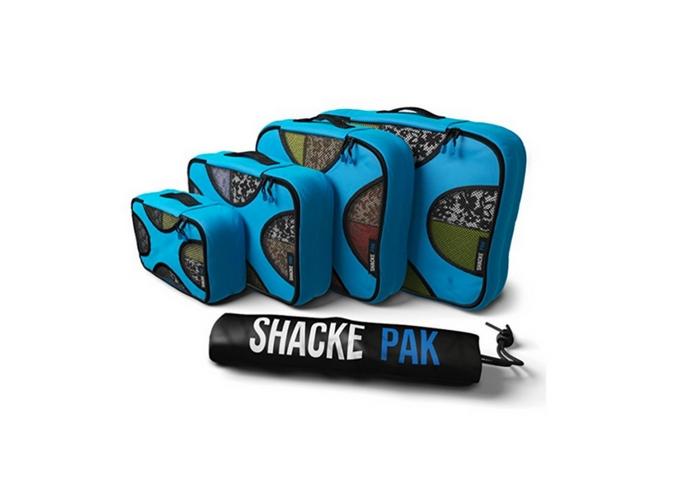 Shacke pak packing cube set