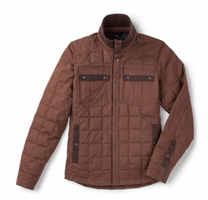 Nau Utility Down Shirt Jacket
