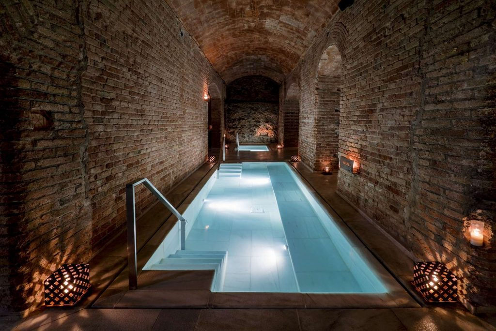 hydrotherapy spas aire ancient baths barcelona