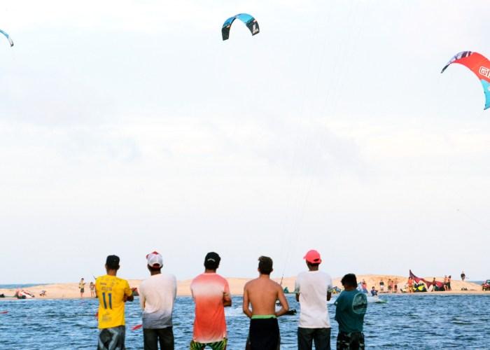 Brazil's Kitesurfing Paradise