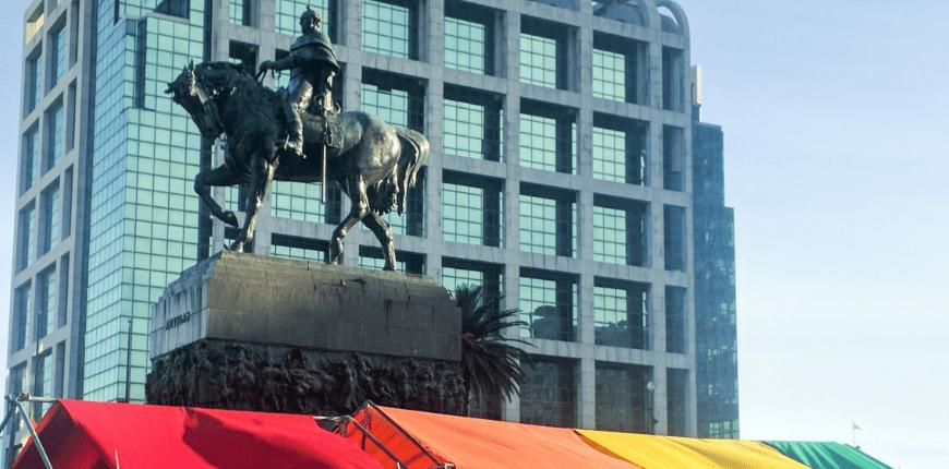 Montevideo uruguay diversity market