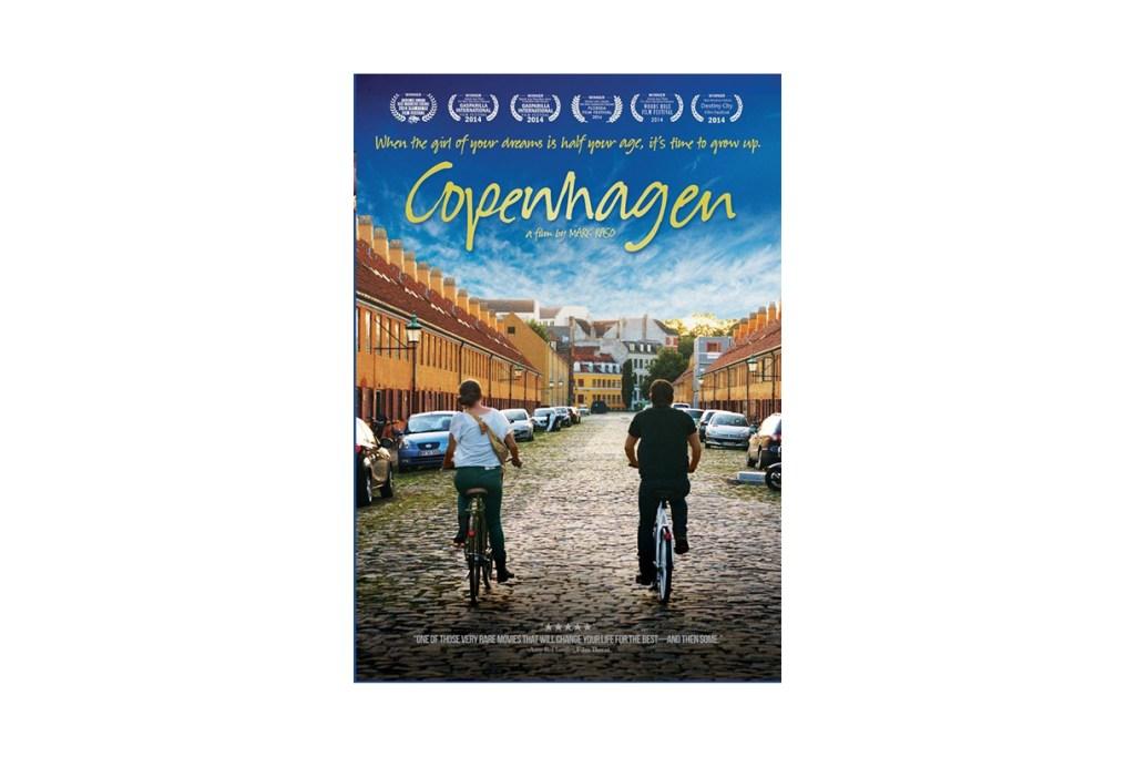 Copenhagen europe travel movies