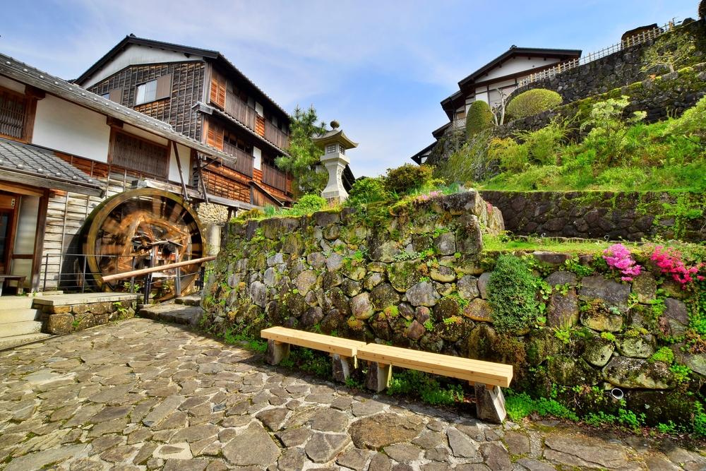 Nakasendo way, japan