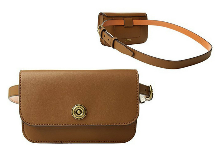 Ralph lauren millbrook belt bag