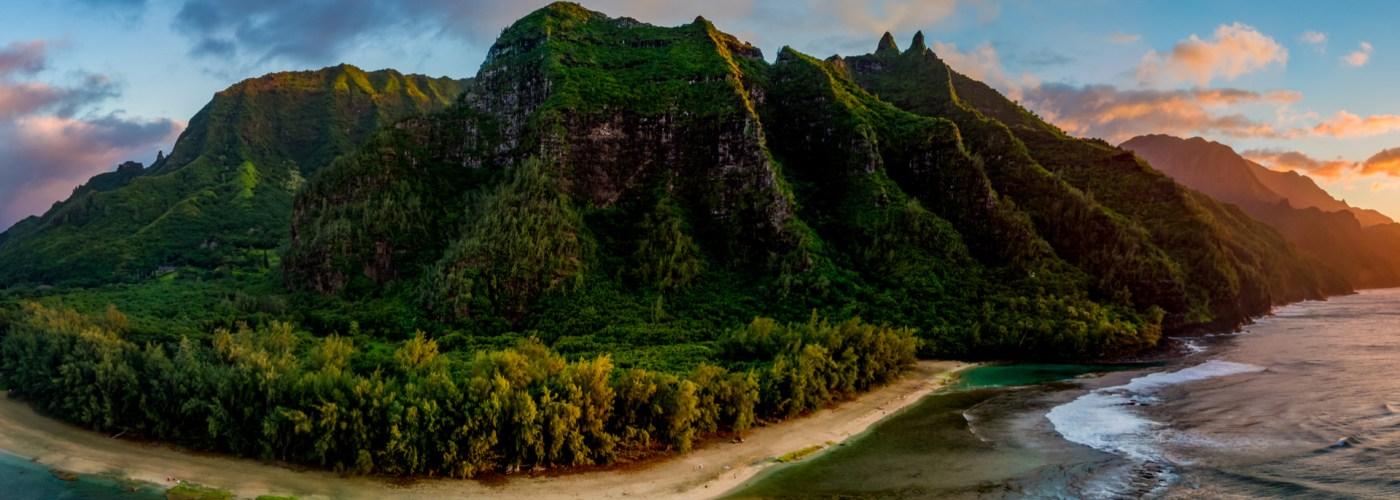 Na Pali Coast Kauai Hawaii