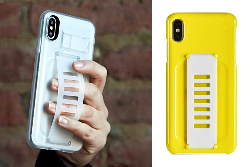 Grip2u phone case