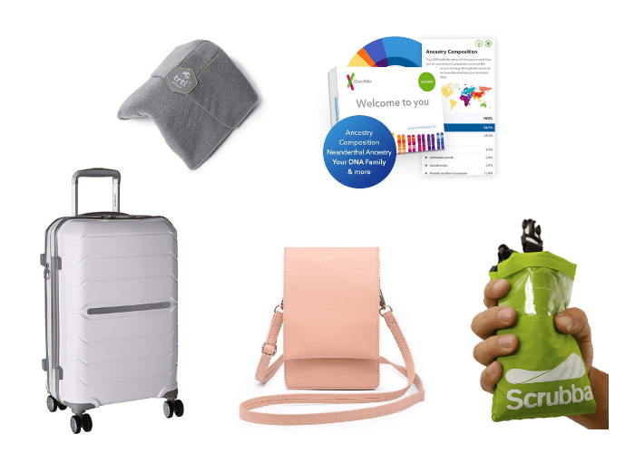 gifts to give yourself travel products