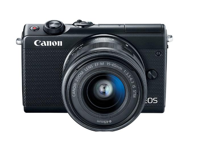 small black camera