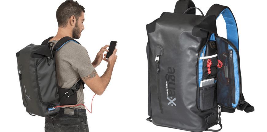 miggo agua versa backpack