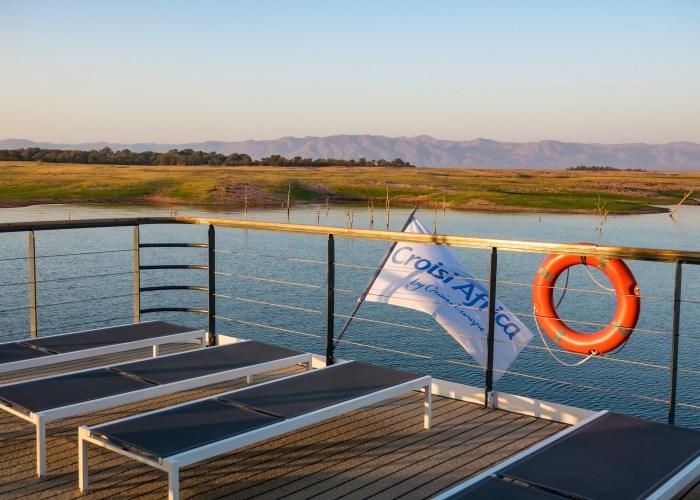 croisieurope boat african dream deck.
