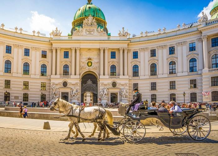 European dream destinations vienna austria best cities to live