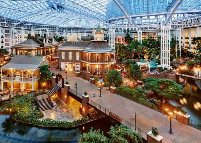 Gaylord Opryland Resort, Nashville, Tennessee