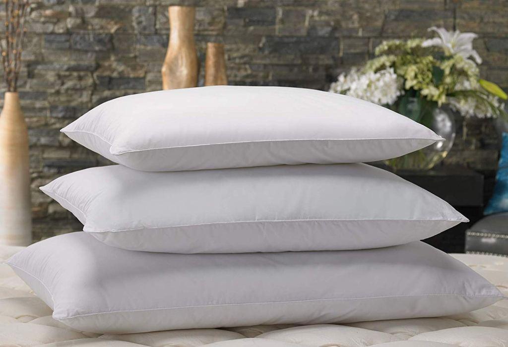 Marriott pillows