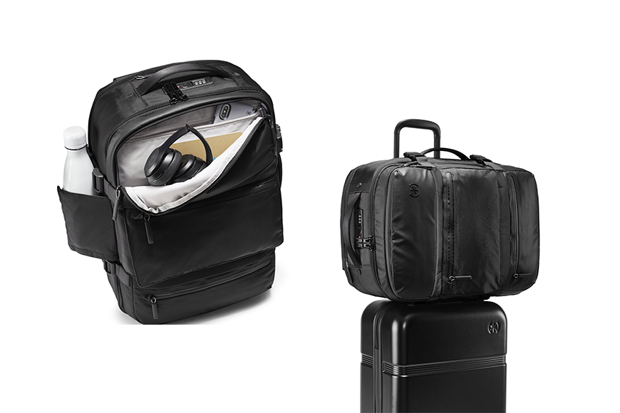 Speck travel backpack weekender bags.