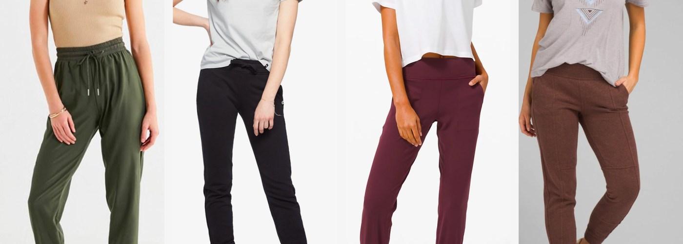 joggers cozy sweatpants product stills