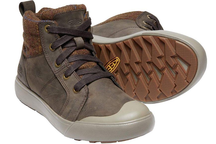 Keen Women's Elena Waterproof Insulated Sneaker Boot.
