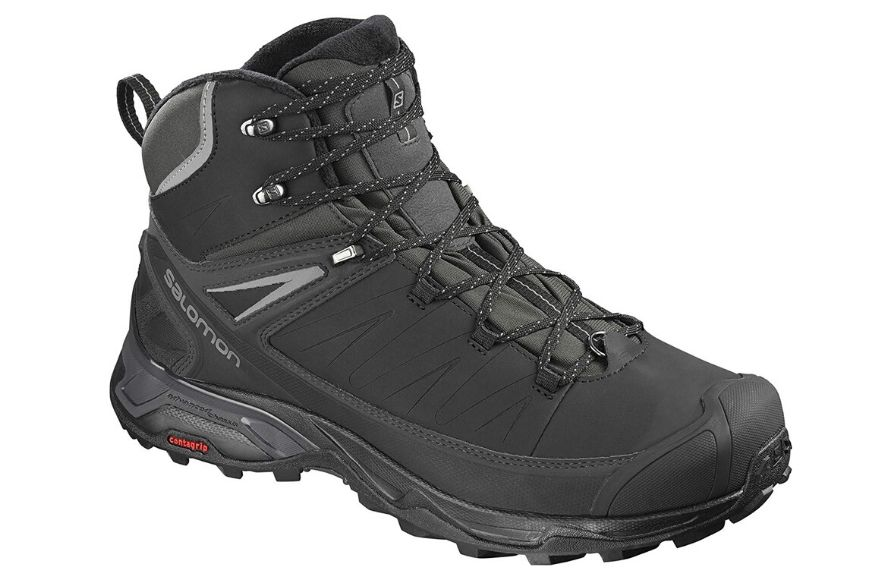 Salomon men's x ultra mid winter waterproof hiking boot.