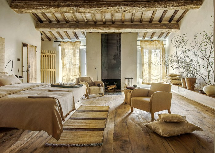 Monteverdi Tuscany interior room