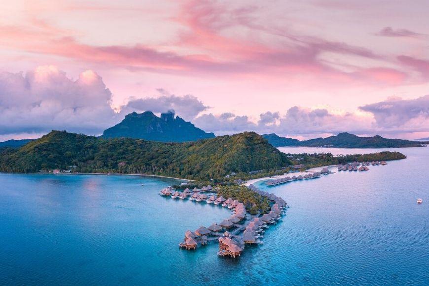 Conrad Bora Bora Nui.