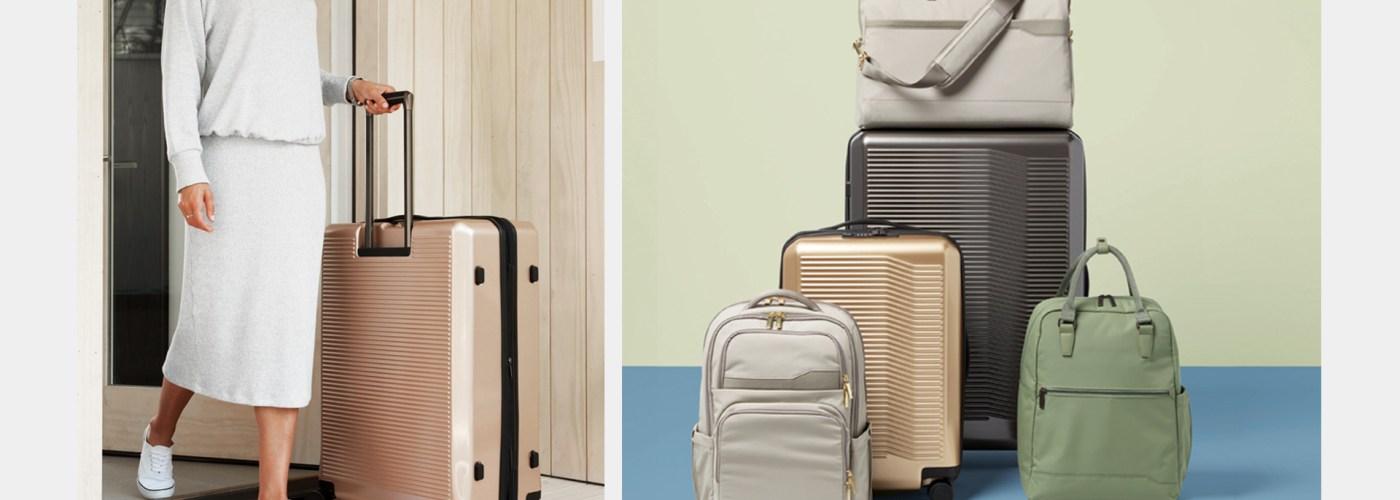Target premium luggage collection