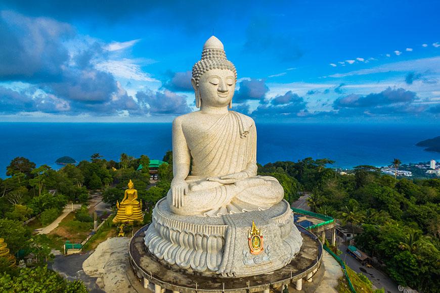 big buddha statue phuket.