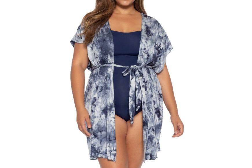 Becca Etc. Tide Pool Cover-up Dress.