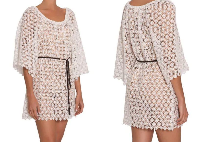 Eberjey Mediterranean Dream Blythe Dress.