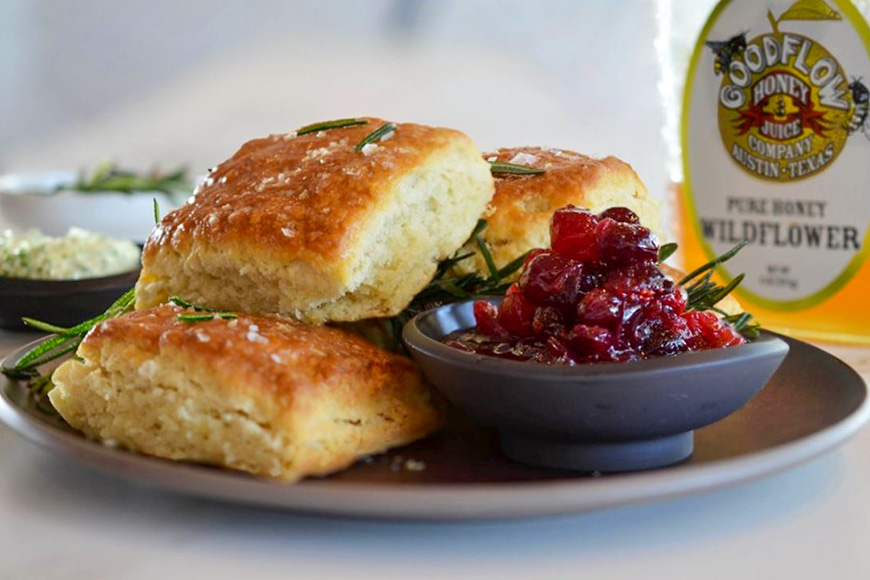 Fairmont Biscuits and Scones