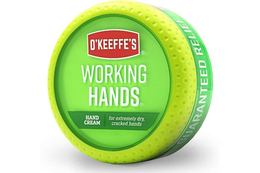 O'Keeffe's Working Hands.