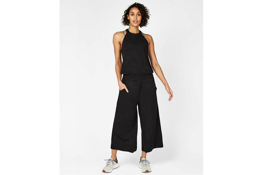 work from home outfit jumpsuit SweatyBetty.