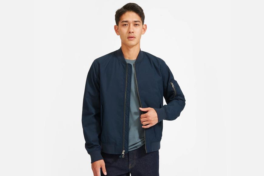 The Bomber Jacket | Uniform.